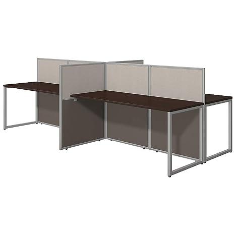 Amazon.com : EZ Office Cubicle Desk - 24x60 Cubicle Desks ...