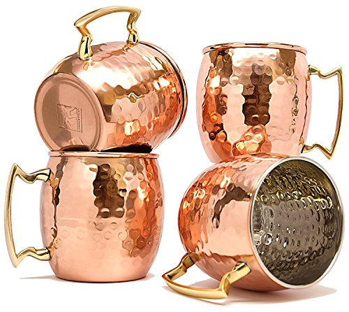 Moscow Mule Copper Mugs Coppertisan product image
