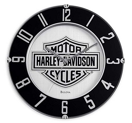 Harley Davidson Mirrored Shield Gameroom 99365 10V