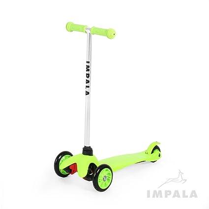 Impala Scooters Patinete infantil con 3 ruedas para niños y ...