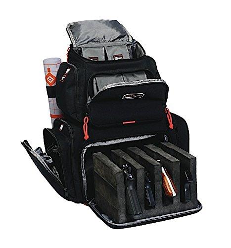 G.P.S. Handgunner Backpack Black GPS-1711BP by G.P.S.