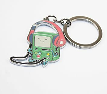 Adventure Time BMO Keyring