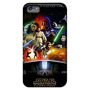 iphone 6 Plastic phone case cover Durable phone Cases Extreme star wars anthology