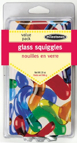 Midwest Products Value Pack Glass Squiggles