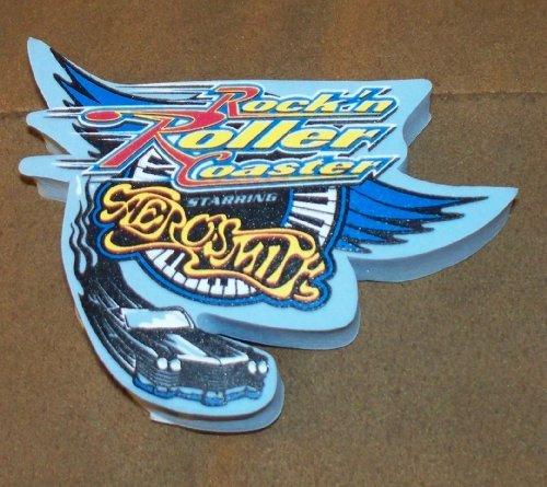 Disney Exclusive Theme Parks Edition Rock N Roller Coaster Aerosmith Antenna Topper