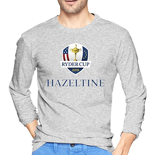 2016 Ryder Cup Classic Solid Alternate Adjustable T-shirt Mens Long-Sleeve