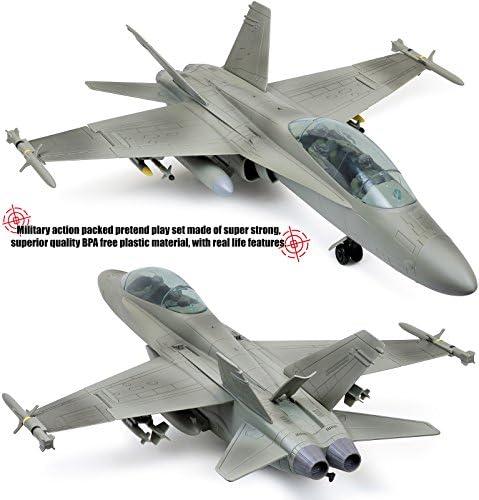 GI JOE Jet Airplane Landing Gear vehicle parts 12 inch action figures 1:6 scale