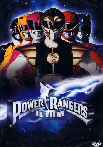 Amazon.com: Power Rangers - Il Film [Italian Edition]: paul freeman, paul schrier, bryan spicer: Movies & TV