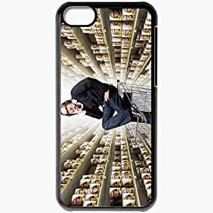 Personalized iPhone 5C Cell phone Case/Cover Skin 0 9 99 Francs 9370 Black