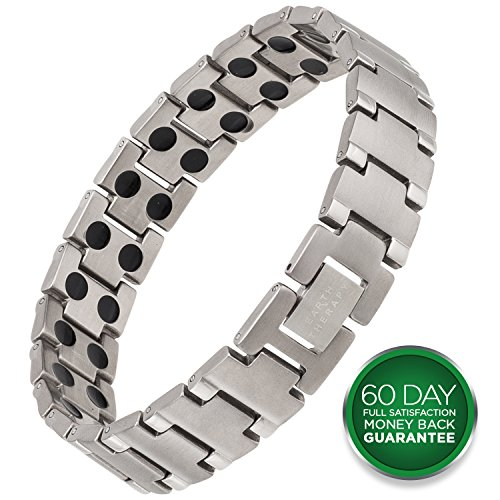 Pure Titanium Magnetic Therapy Bracelet product image