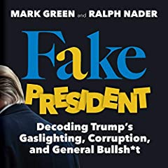 """""""ReadFake President….This book can help us replace Trump with truth."""" —Gloria Steinem """"Terrific new book. Fake Presidentinforms as it entertains."""" --Laurence TribeAn incisive, witty roadmap into the disinformation and betrayals of Preside..."""