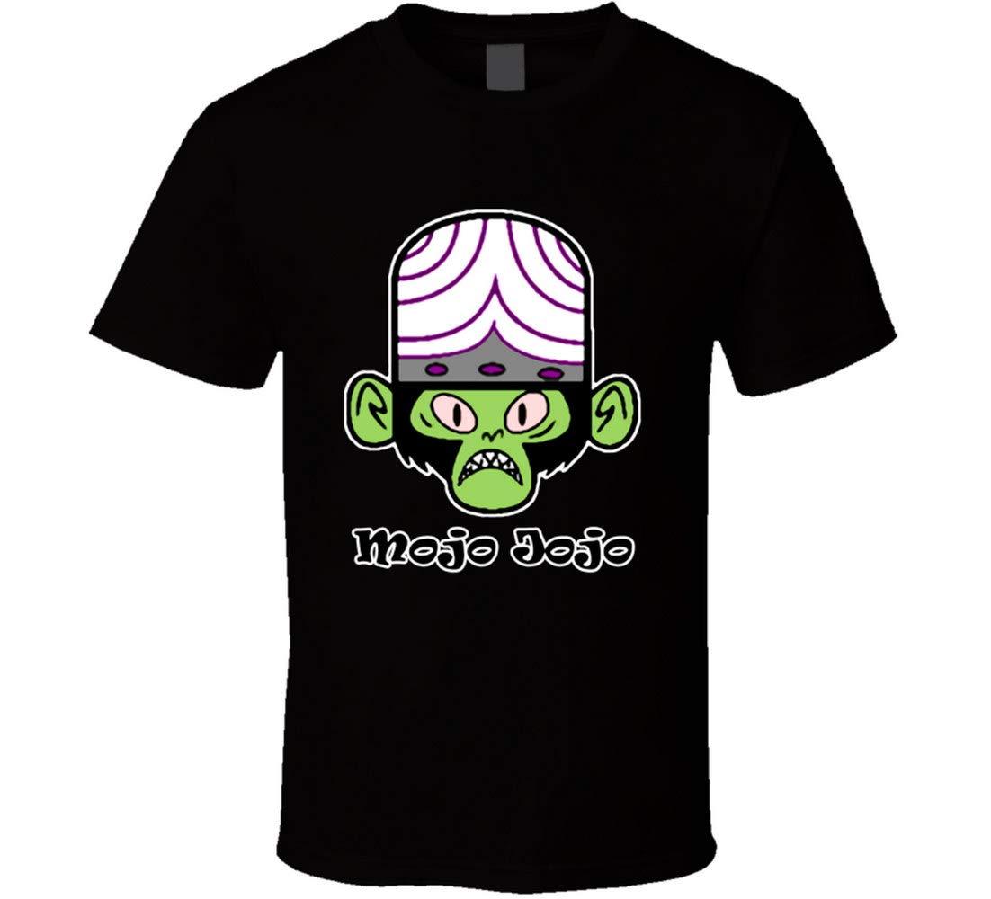 Mojo Jojo Powerpuff Girls Cartoon T Shirt