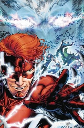 Titans Vol. 1: The Return of Wally West (Rebirth) [Dan Abnett] (Tapa Blanda)