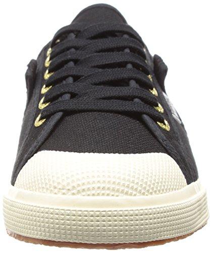 Superga 2750- AEREX CENTURY S0046Q0 - Zapatillas de deporte de lona unisex Black