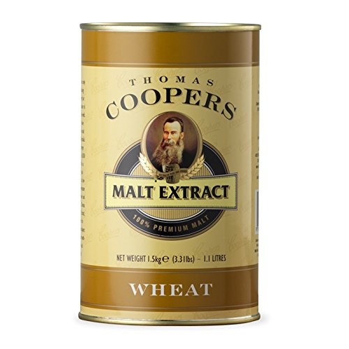 Wheat Malt Extract - Coopers DIY Beer Wheat Home Brewing Malt Extract