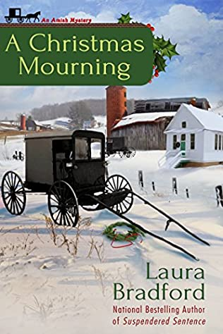 book cover of A Christmas Mourning
