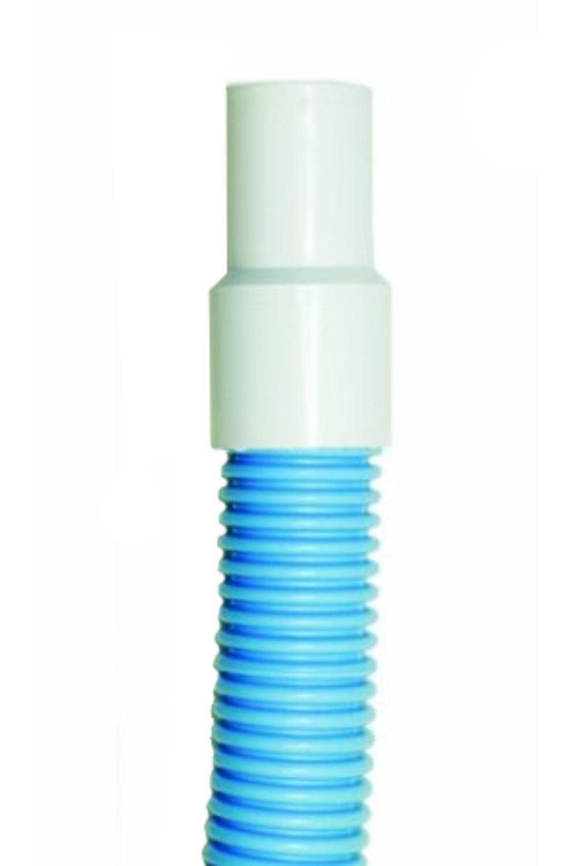 HydroTools Premium Vacuum Swimming Pool Hose with Swivel Cuff - 50' x 1.5''
