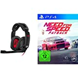 Sennheiser Need for Speed - Payback - [PlayStation 4] + Sennheiser GSP 303 Need for Speed [Limited Edition]