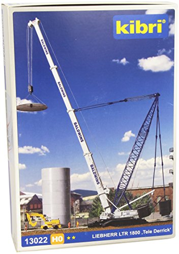 HO Scale Liebherr LTR 1800 Crane for sale  Delivered anywhere in USA