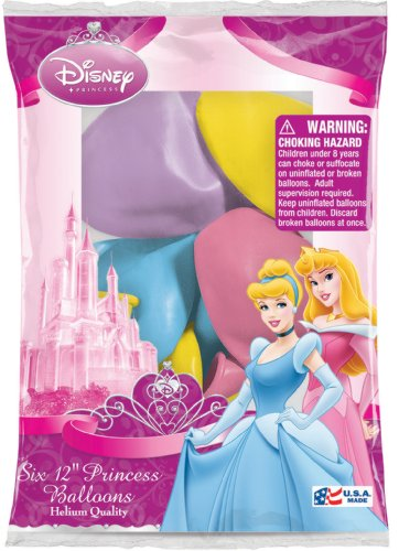 Pioneer National Latex Disney Princess 12