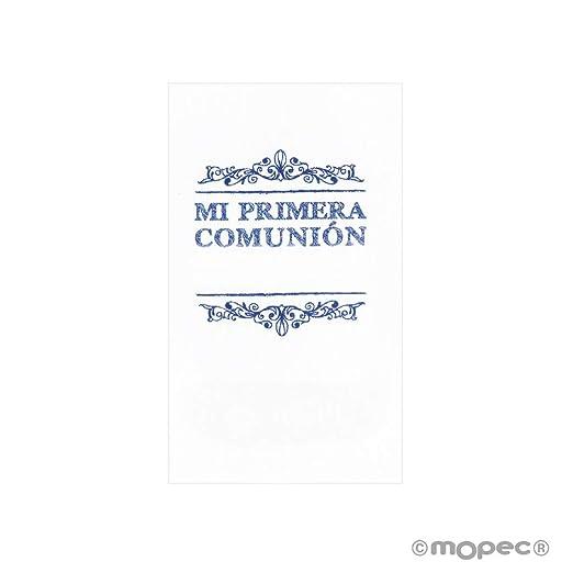 Mopec Tarjeta Vertical Primera Comunión Royal para niño ...