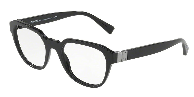 Black DG3277-501-51 Dolce/&Gabbana DG3277 Eyeglass Frames 501-51