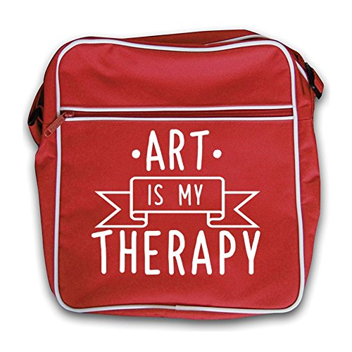 Art Art Flight Red Is Retro My Bag Red Therapy Is v5qHwO