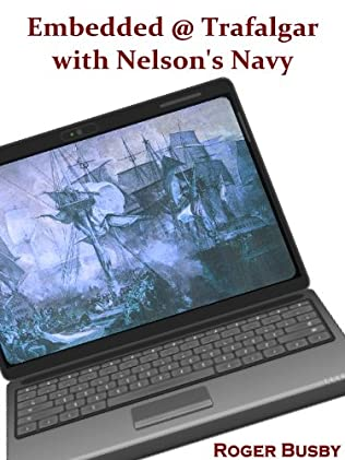 book cover of Embedded@Trafalgar with Nelson\'s Navy