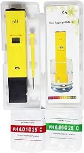 Liquid pH Meter