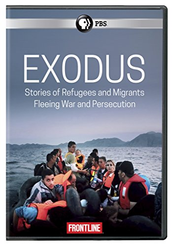 FRONTLINE: Exodus DVD by PBS Video