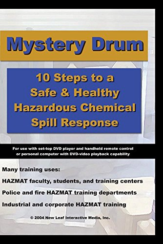 Mystery Drum: Hazardous Chemical Spill -