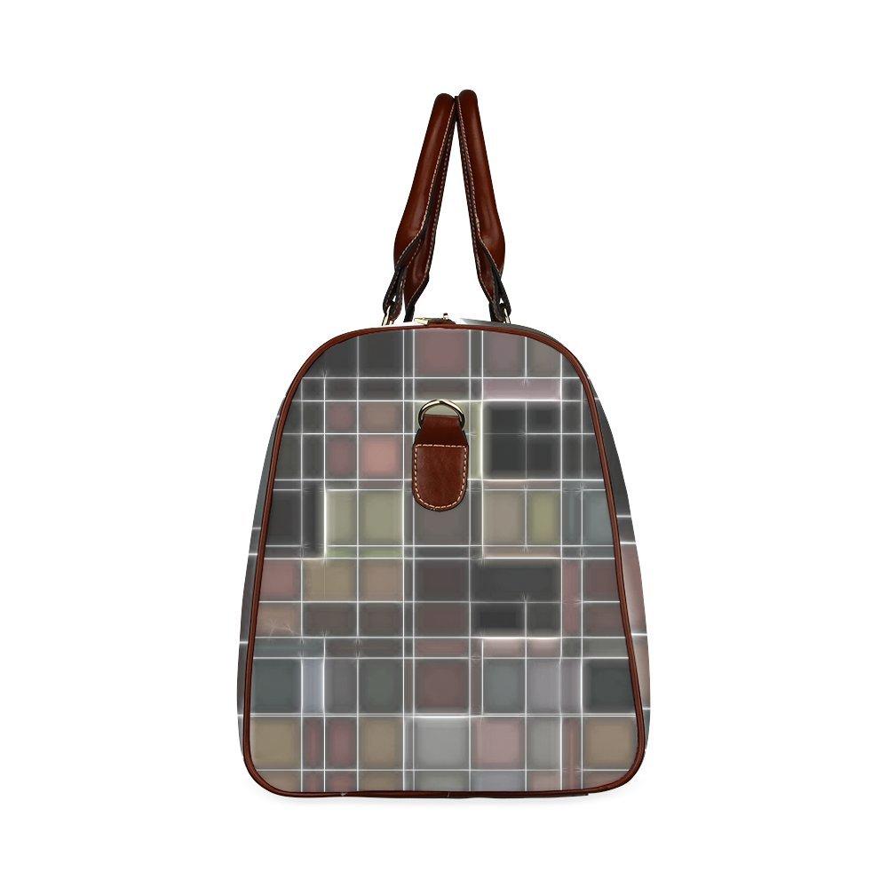 Jera Nour Custom Waterproof Travel Tote Bag Duffel Bag Crossbody Luggage handbag Techtile