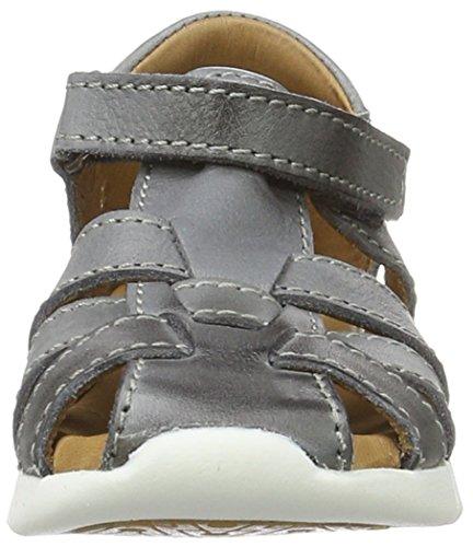 Bisgaard Sandalen - Sandalias Unisex Niños Grau (401 Grey)