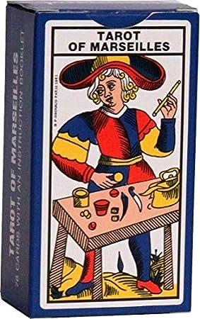France Cartes - Juego de Cartas del Tarot, 78 Piezas ...