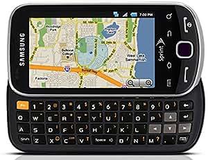 Sprint Samsung Intercept SPH-M910 Android Smartphone (Gray)