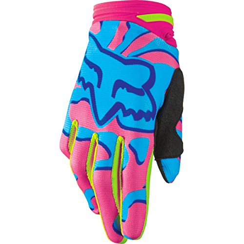 Fox Racing 2016 Dirtpaw Women's MotoX Motorcycle Gloves - Pink/X-Large ()