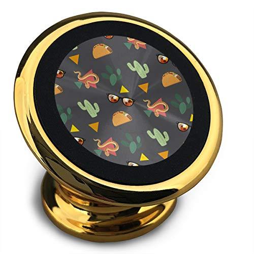 Baerg Universal Magnetic Phone Car Mounts Magnet Holder Snake Cactus and Sunglasses Magnetic Mount for Phone 360¡ã Rotation]()