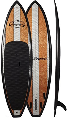 Best Wood Surfing Paddle Board - Rico