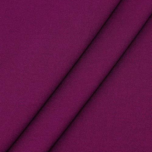 Manches 3 4 Lila Printemps paules Femme Col Manche Bouffant Tee Style Casual Souris Mode Shirts lgant 1 Chauve Rond Nues Paillettes Gratuit Haut Shirt Spcial Uni Tshirts qzx484wY0