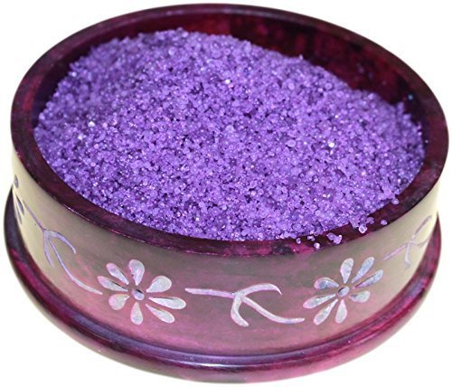 Granules Simmering - Bougainvillea Spice Simmering Granules 200g bag (Purple) by A & W