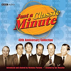 Just a Classic Minute: 40th Anniversary Collection Radio/TV Program
