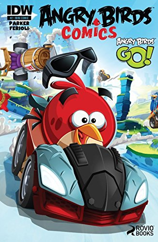 Angry Birds #1: Mini-Comic #2 (Angry Birds Mini-Comic) for sale  Delivered anywhere in USA