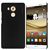Mate 8 Case , Suensan Premium Pc Lightweight Slim Ultra Thin Hard Case for Huawei Mate 8 (Black)