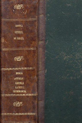 CRÓNICA GENERAL DE ESPAÑA. PROVINCIAS DE MURCIA. BADAJOZ. ALBACETE. CÁCERES. VALLADOLID. ASTURIAS. SALAMANCA. ZAMORA. PALENCIA. LEÓN.: Amazon.es: BISSO, JOSÉ; HENAO Y MUÑOZ, MANUEL; ROSELL, CAYETANO; DE GUZMÁN, JUAN; FULGOSIO, FERNANDO; ROSELL, CAYETANO;