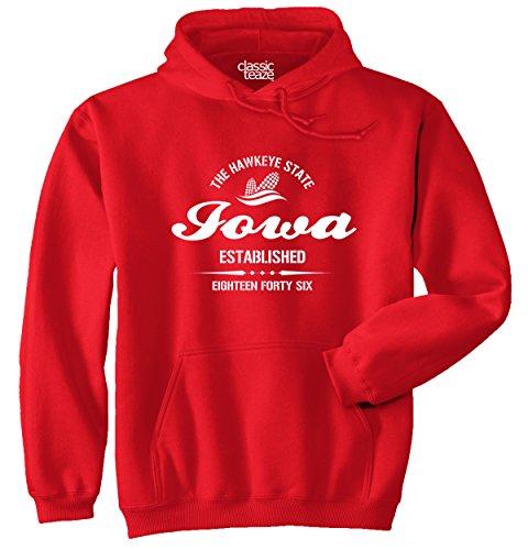 Iowa Classic Sweatshirt - 8