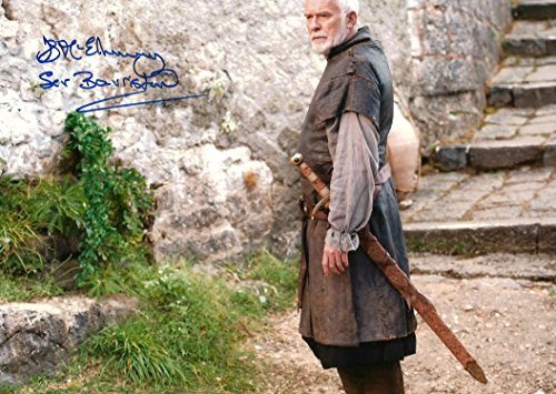 Ian McElhinney ACTOR Prepared OF THRONES autograph, In-Person signed photo