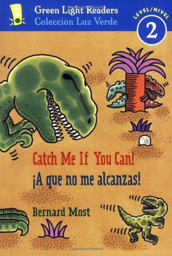 Download ¡A que no me alcanzas!/Catch Me If You Can! (Green Light Readers Level 2) (Spanish and English Edition) PDF