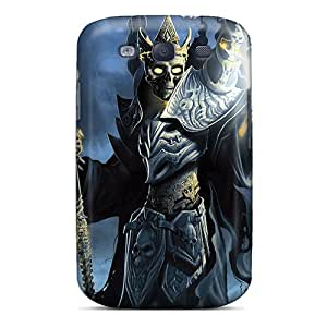 S3 Scratch-proof Protection Case Cover For Galaxy/ Hot Magician Of Darkness Phone Case