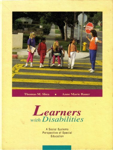 Learners With Disabilities: A Social Systems Perspective of Special Education