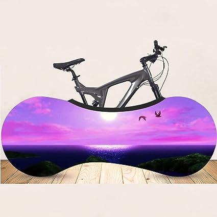 Funda para bicicleta Cubiertas de almacenamiento para bicicletas ...